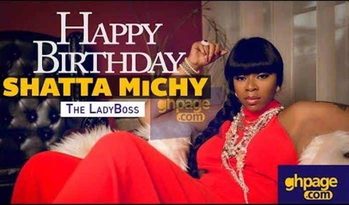 Shatta Michy Is A Year Older Today. Here Are Some Things You Need To Know About Her