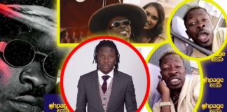 Shatta Wale Reacts As His 'Gringo' Rises Over Stonebwoy's 'Tomorrow' on Youtube