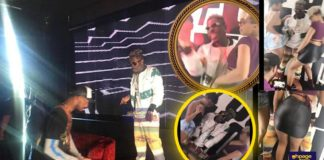 Shatta Wale is shooting a new music video with charming ladies in South Africa