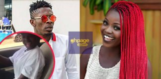 "Video: Watch Shatta Wale's New Girlfriend Bigail As She Jams To Shatta's ""Gringo"""