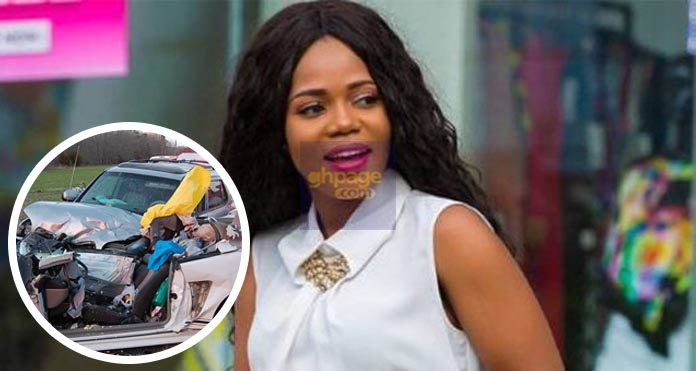 Singer Mzbel Involved In An Accident, Here Is How It Happened [Video]