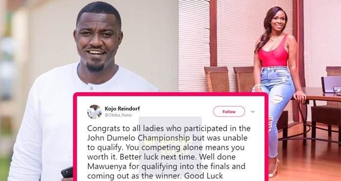 Mixed Reactions Among Social Media Users As John Dumelo ties The Knot Today