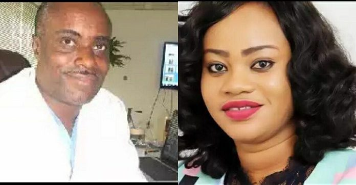 Obengfo Clinic MD, Dr. Obeng Andoh Collapsed When He Was Arrested For The Murder Of Stacy Offei