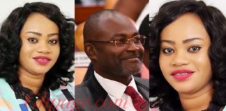 The late Stacy has a child with Hon Kennedy Agyapong - Mother reveals
