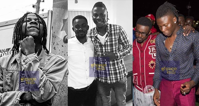 Stonebwoy Finally Reunites With Zylofon Media