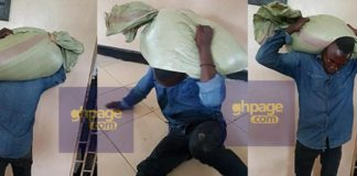 Tanzania: Thief Surrenders To Police As Bag He Stole Refuses To 'Leave His Hands'(Photos + Video)