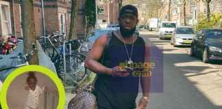 All Women Are The Same - Nigerian Artiste Timaya Says After His Daughter Seized His Room Key For Coming Home Late