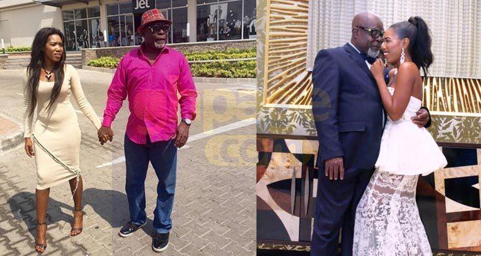 Victoria Lebene Finally Opens Up On Her R0mantic Relationship With Kofi Adjorlolo