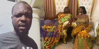 Video: KOD Was Missing At Dumelo's Traditional Wedding And Here's The Reason Why