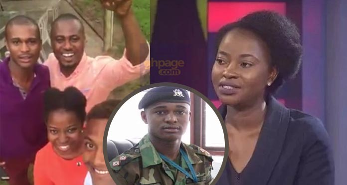 Video: Wife Of Late Maj. Adam Mahama, Barbara, Hark Back To How She Spent Her May Day With Late Husband Last Year