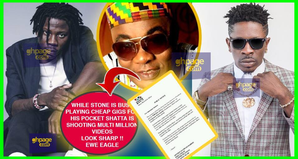BHIM Nation fans descend on Willi Roi after He dissed Stonebwoy