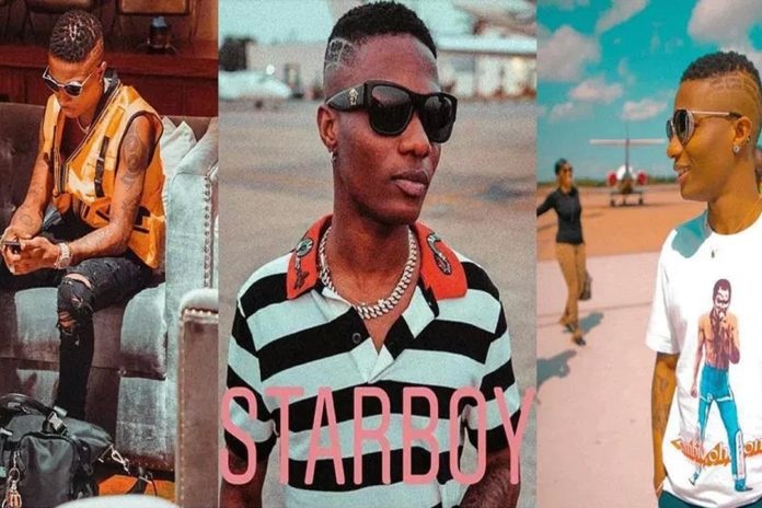 Fans Of WizKid Show Concern Over The Artiste's Look In New Photos