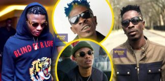 Shatta Wale was excluded from Ghana Meets Naija 2018 because Wizkid wanted him out