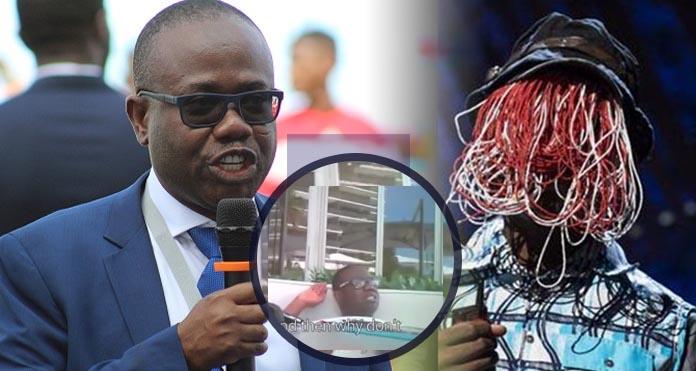Image result for a photo of kwesi nyantakyi and anas