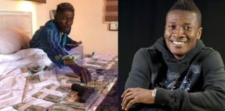 Asamoah Gyan Reacts To Claims That His Weekly Salary Is Shatta Wale's Lifetime Wealth