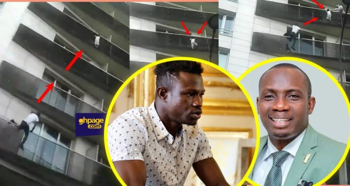 African Migrant Who Risked His Life To Save A Child In France Is A Thief - Counsellor Lutterodt