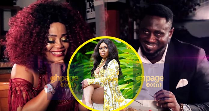 Afia Schwar's ex Abrokwah's new girlfriend opens up on their new 'relationship'