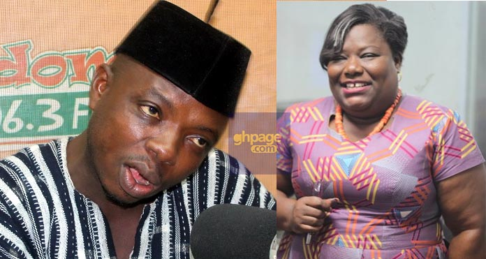 I would like to marry Oye Lithur after their divorce suit is settled – Abronye DCE