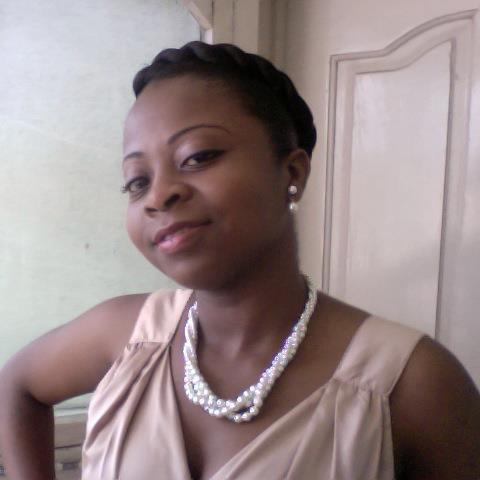 Photo of the Korle-Bu doctor, Dr. Aya Hayfron who was drowned in her car