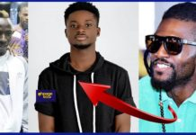 "Video: ""We love your music; keep doing you"" - Adebayor inspires Patapaa after Kuami Eugene 's comment"