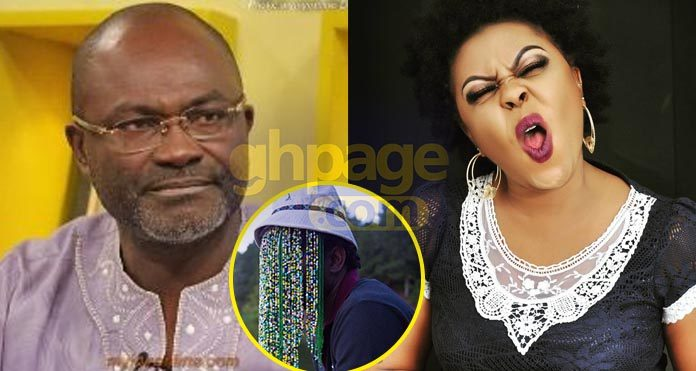 I hate foolishness - Afia Schwar sends last warning to Ken Agyapong