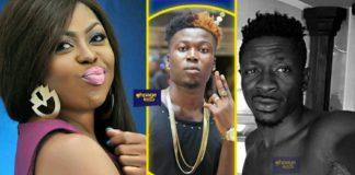 Wisa has a small manhood as compared to Shatta Wale's - Afia Schwarzenegger
