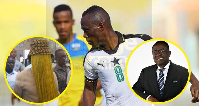 Black Stars Player, Agyemang Badu Breaks Silence On Anas' Latest Exposè