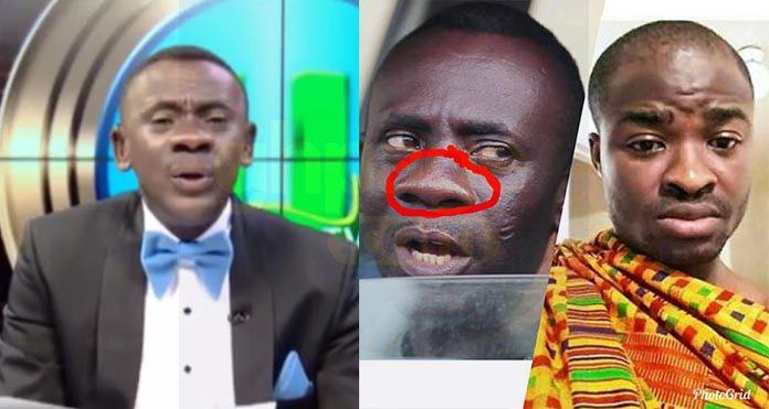 Video: Akrobeto Blasts All those Referring To His Nose As Illuminati