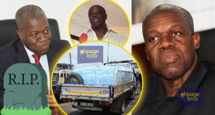 Amissah-Arthur was thrown into a pickup car; no ambulance – Okyenhene
