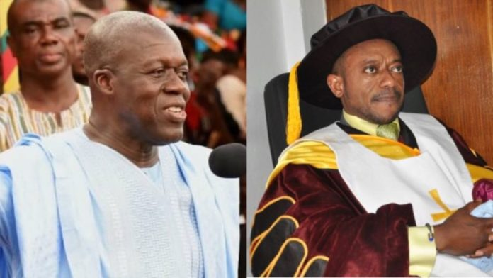 Owusu Bempah prophesied two years ago that NDC will kill Amissah Arthur and use him for rituals to win 2016 election