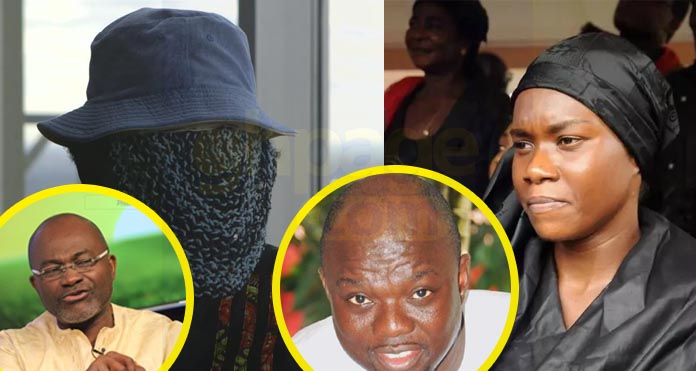 Exclusive Audio: Family Member Of The Late JB Danquah Confirms Secret Relationship Between Anas And Ivy