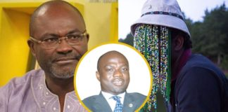 Anas Killed J.B Danquah - Kennedy Agyapong Alleges