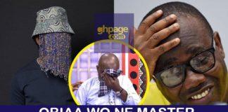 "Video: Anas mocks Kennedy Agyapong with Yaa Pono's ""Obiaa Wone Master"""