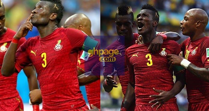 People Disregard My Achievement In The World Cup – Asamoah Gyan laments