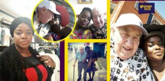 'I met my husband through sakawa' - Ashlorm TheZionist details how she met her 90-year-old white husband