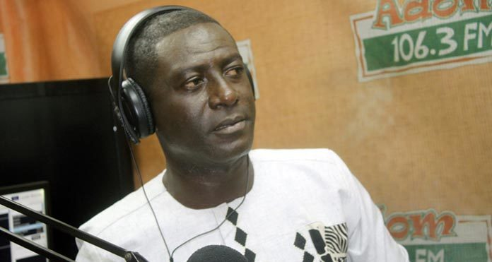Adom FM's Captain Smart back on radio after months of suspension