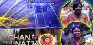 Rebecca Akufo-Addo & Catherine Afeku Spotted At Ghana Meets Naija 2018
