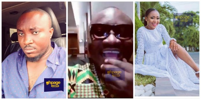 Slay Queen Rosemond Brown Makes Move To Snatch DKB At Golden Movie Awards
