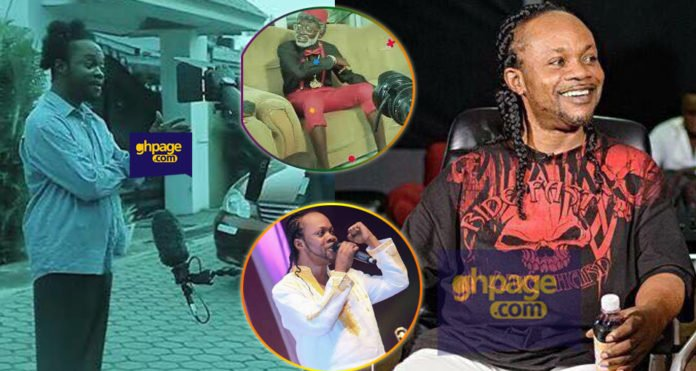 Daddy Lumba ventures into Kumawood acting with Lilwin and Akrobeto
