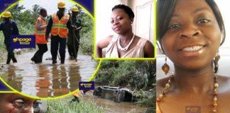 The dead body of Korle Bu missing Dr. Aya Hayfron found