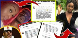Social media users blast Efia Odo for attempting to Snatch Shatta Wale from Michy