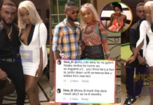 Efia Odo's new boyfriend she just showed off is allegedly married and has a daughter