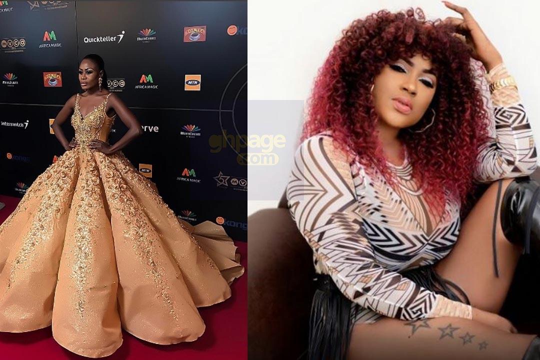 Nana Akua Addo never enrolled at the New York school of film — Actress Ella Mensah reveals