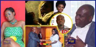 Victoria Hamah would be cool chop, no need to drug her - Faith Mensah Tekpor aka Fiifi Oware