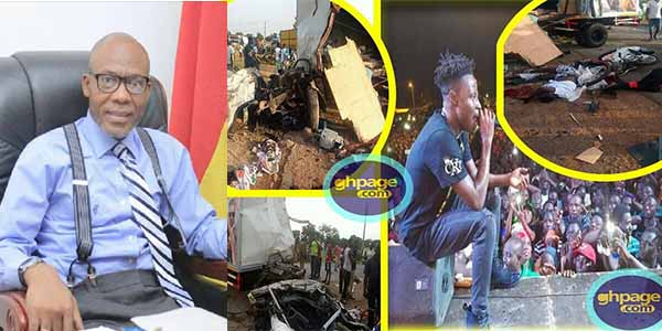 We won't allow Fancy to use the blood of the people to make money - Tamale Mayor fumes after 'Fancy Gadam Patoranking' Tamale accident