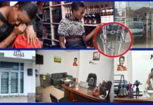 Fella Makafui's new wine shop cost GH¢2000 yet she claims she left the old place because the rent has been increased from GH¢400 to GH¢1000