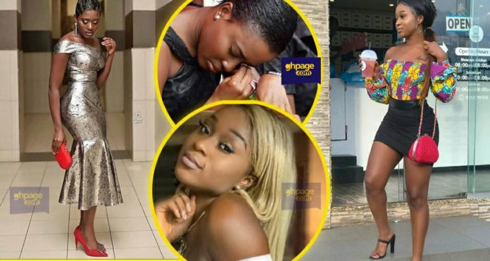 Efia Odo leaked s*x tape Fella Makafui