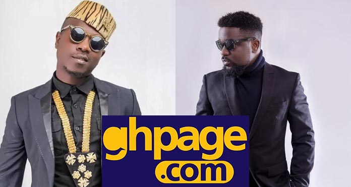 Am ready to go face to face with Sarkodie in a rap battle – Flowking Stone