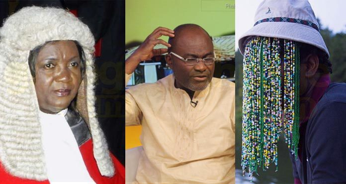 Former Chief Justice Helped Anas To Pass His Law Exams - Kennedy Agyapong Accuses