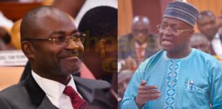 Shtu Up And Prove Your Allegations With Evidence - Majority Leader Jabs Kennedy Agyapong